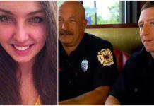 Počastila je dvojicu vatrogasaca pićem, za par dana ju je čekalo iznenađenje života