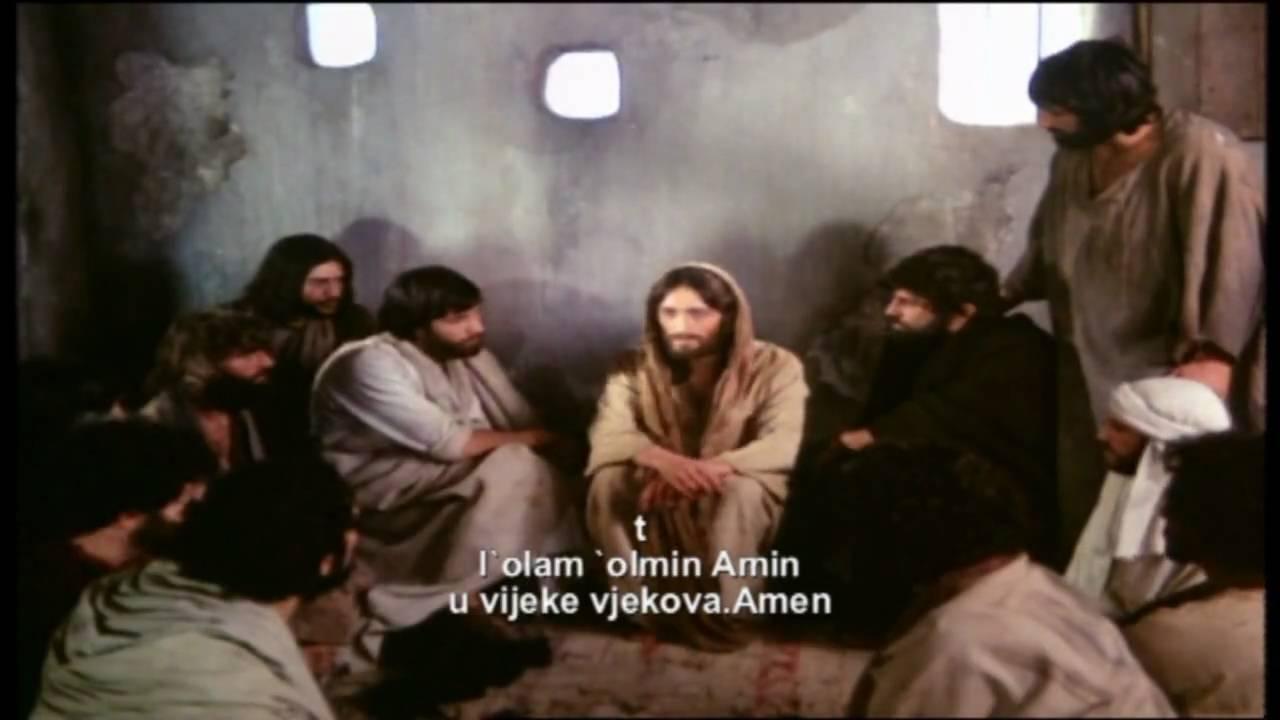 Ovako zvuči ''Oče naš'' na aramejskom jeziku kako ga je i sam Isus izmolio