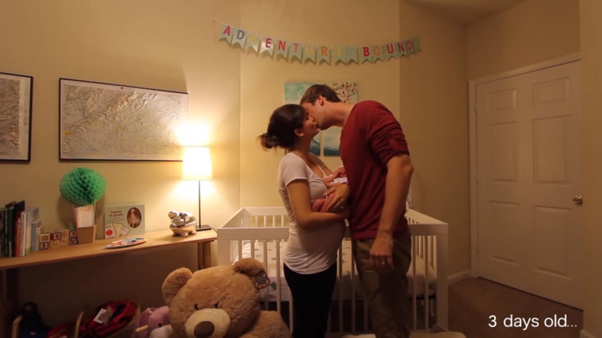 9 mjeseci trudnoće video