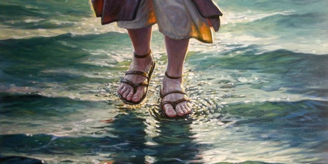 duševni mir od Krista