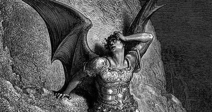 kako izgledaju sotona i njegovi demoni