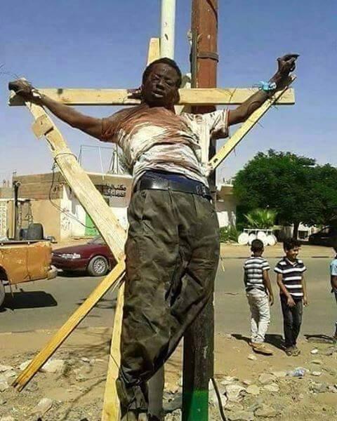 kršćanin u Libiji
