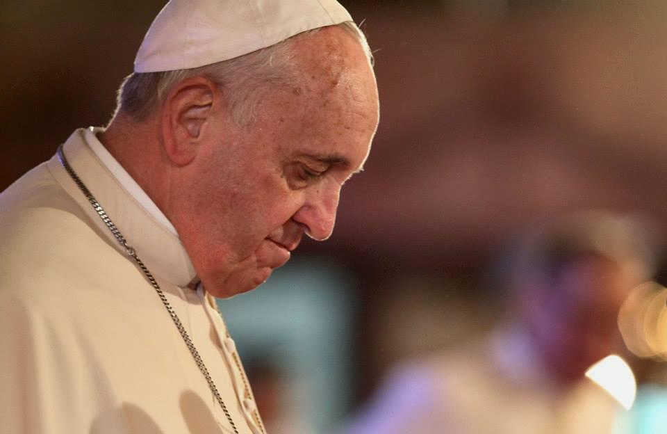 papa franjo se približava protestantima