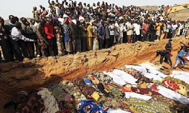 ubijeni kršćani u Nigeriji