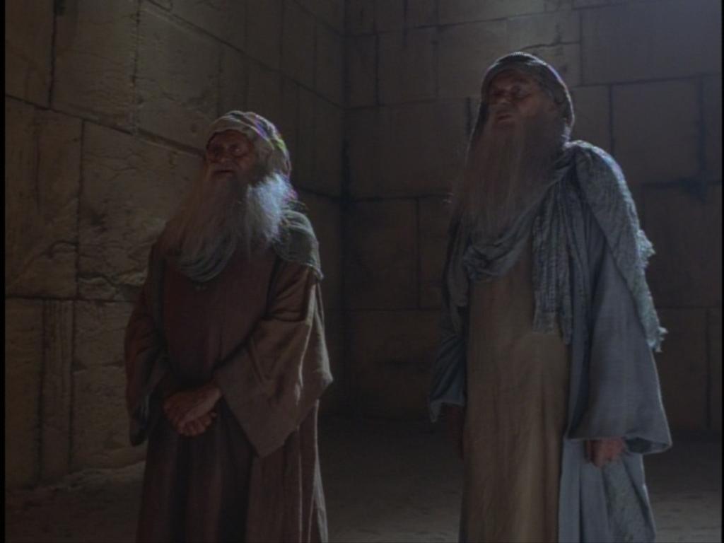 dvojica svjedoka iz Otkrivenja