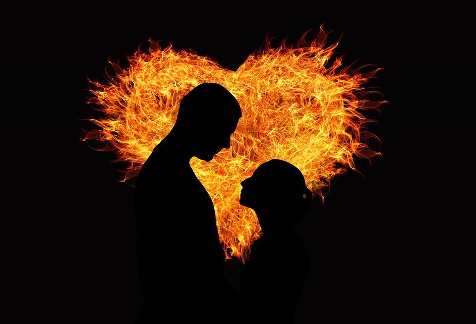 ljubav je bez vjernosti laž