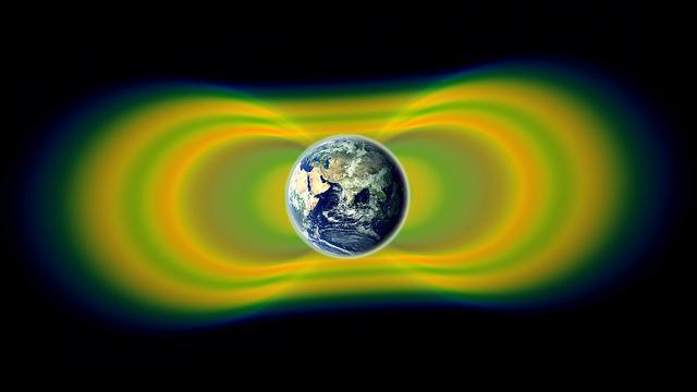 nevidljivi štit oko Zemlje