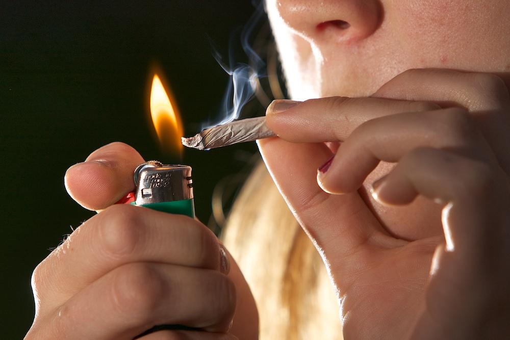 pušenje marihuane