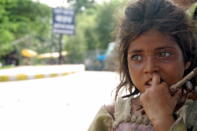 siromašna djevojčica
