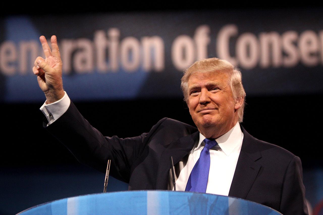 Donald Trump kršćanin