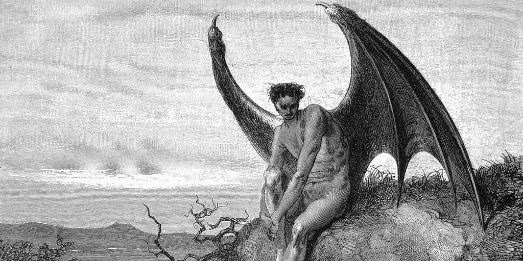 Kako je Lucifer uspio zavesti anđele