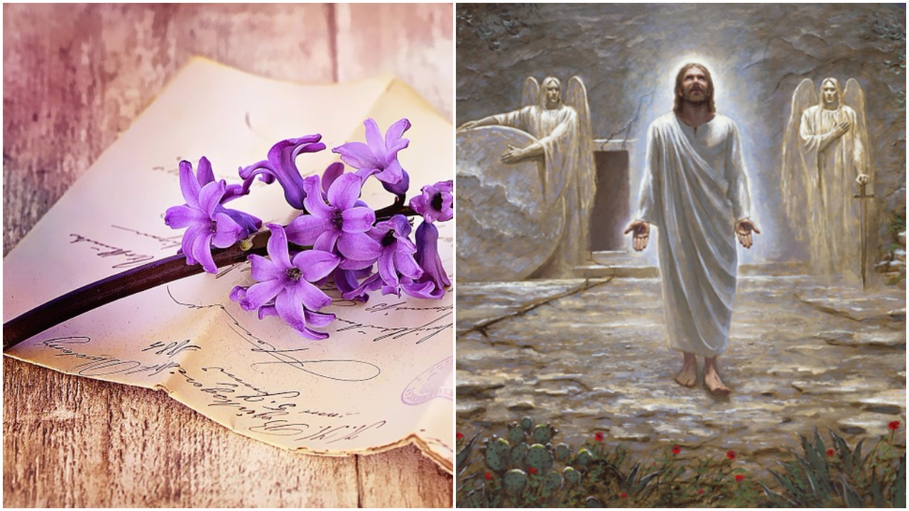 Uskrsno pismo iz zatvoreničkog logora