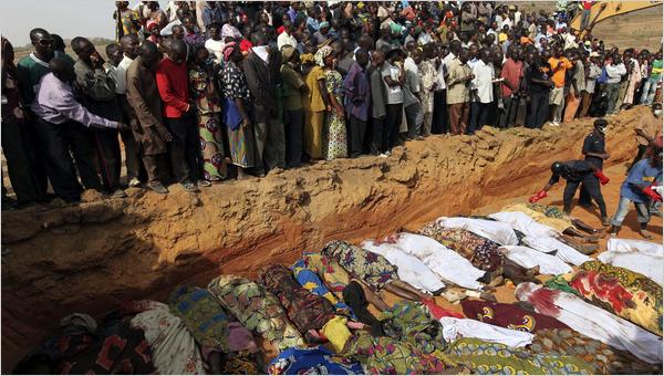 500 kršćana ubijeno