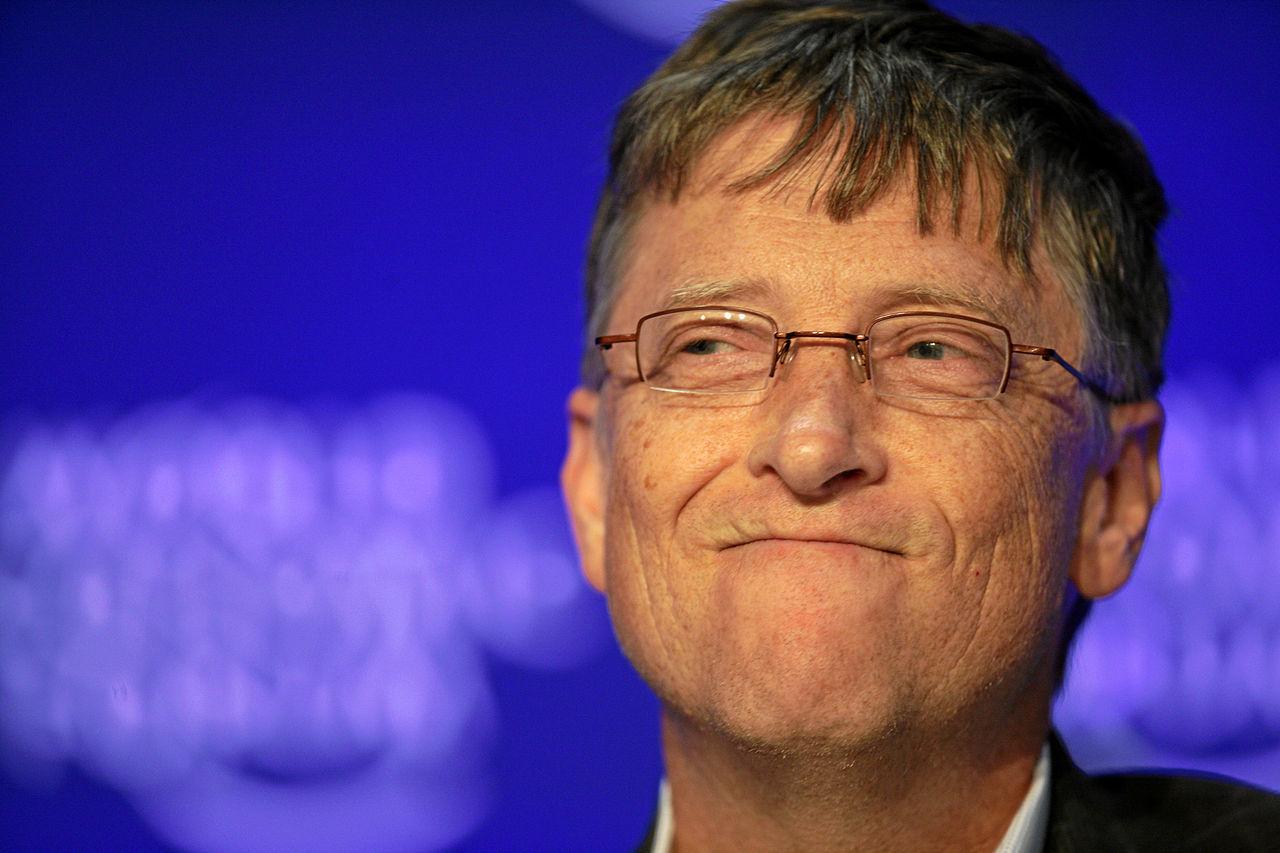 Bill Gates jedna svjetska vlada