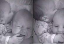 Čula je plač blizanaca