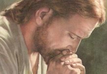Isus vas može naučiti kako trebate moliti