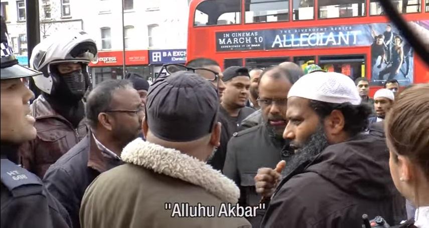 Ne, ovo nije Islamska država – ovo je LONDON
