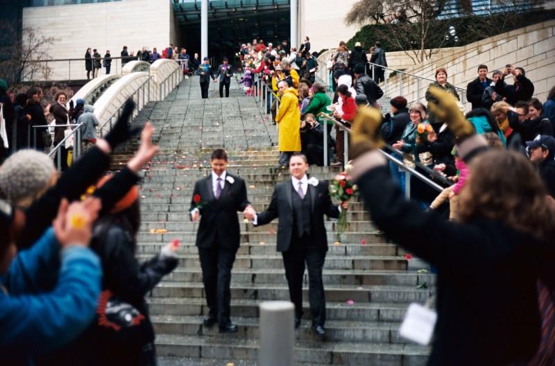Država može zabraniti brak homoseksualcima