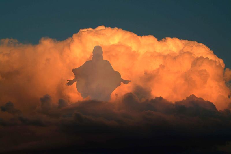 okorjeli ateist susreo Isusa