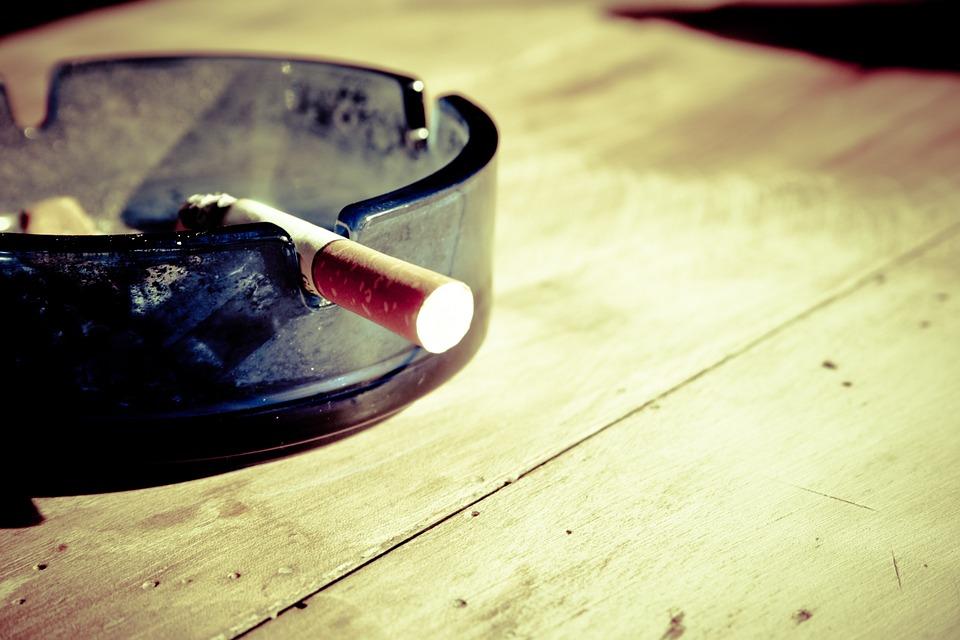 20 minuta nakon prestanka pušenja