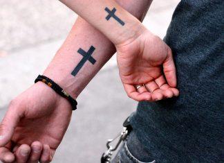 Kršćanske tetovaže