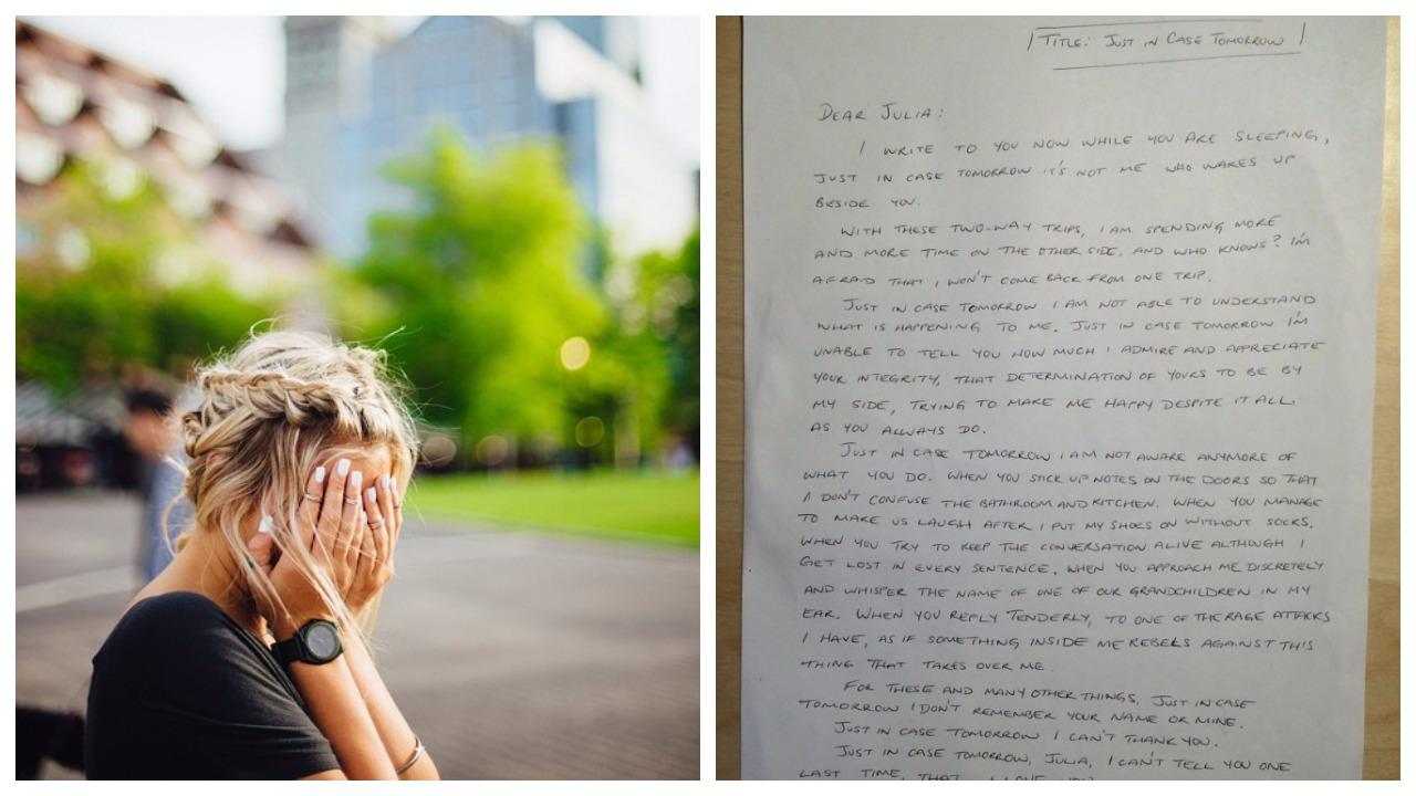Suprug se čudno ponašao, a onda je pronašla pismo koje ju je slomilo
