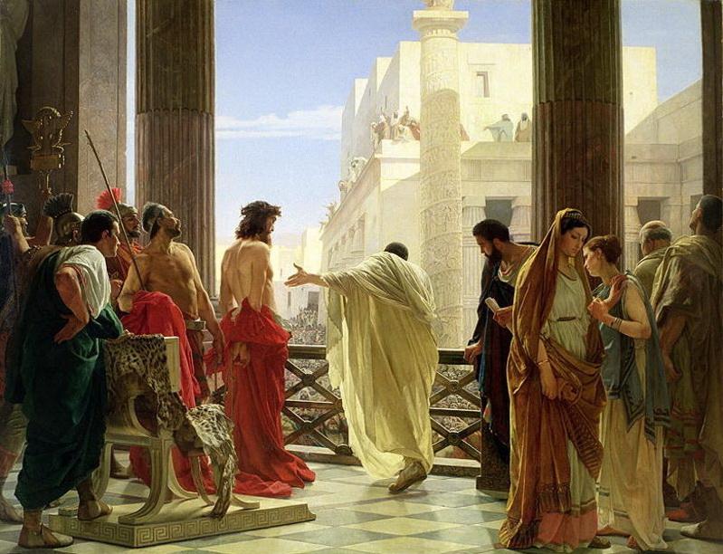 Je li Pilat proglasio Isusa Bogom
