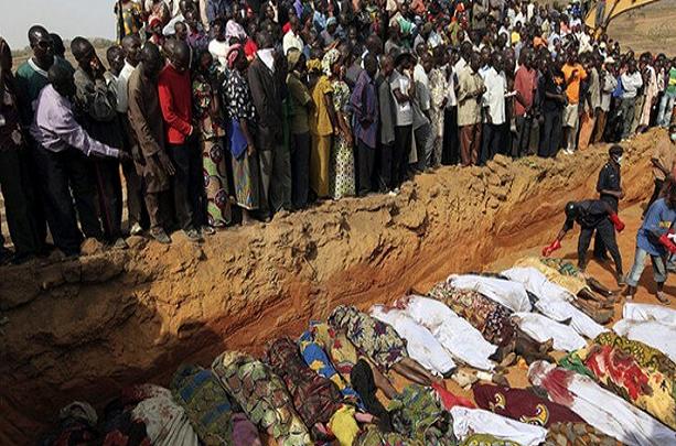 Osam kršćana izgubilo život