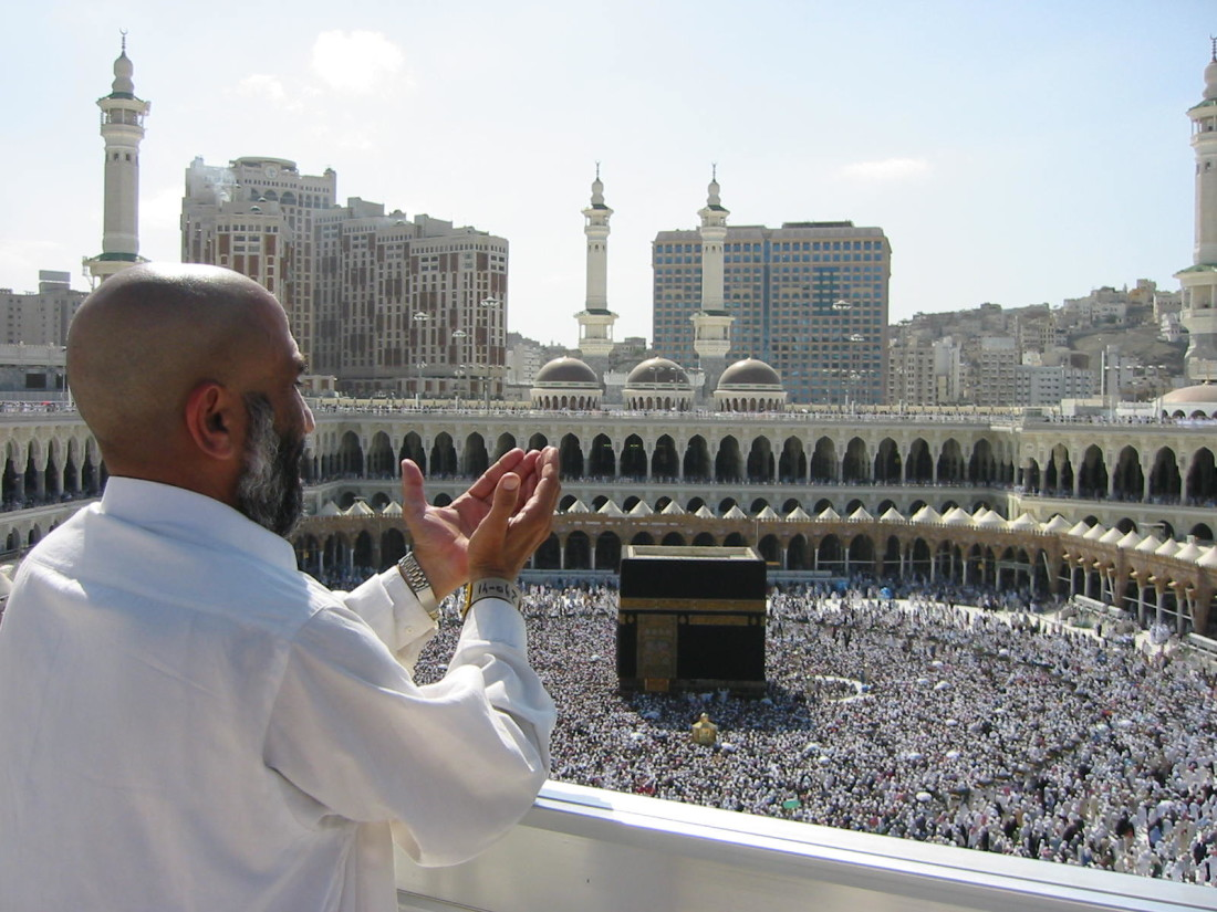 isus se ukazao muslimanskom hodočasniku