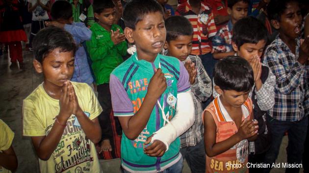 kršćani u Indiji