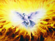 pomazanje Duha Svetoga