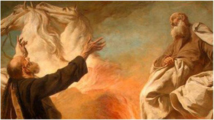 Uznesenje proroka Ilije