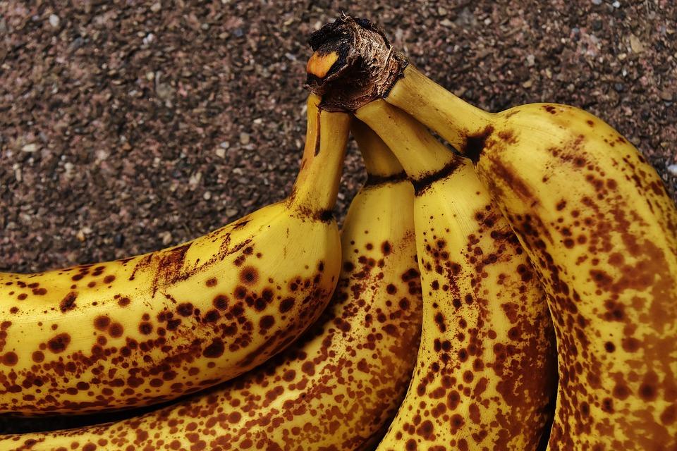 banane koje imaju točkice