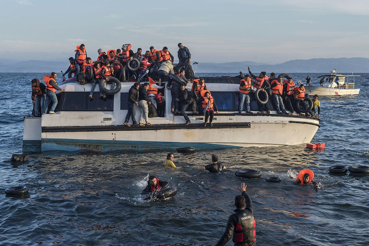 Isus se ukazao izbjeglicama na Egejskom moru
