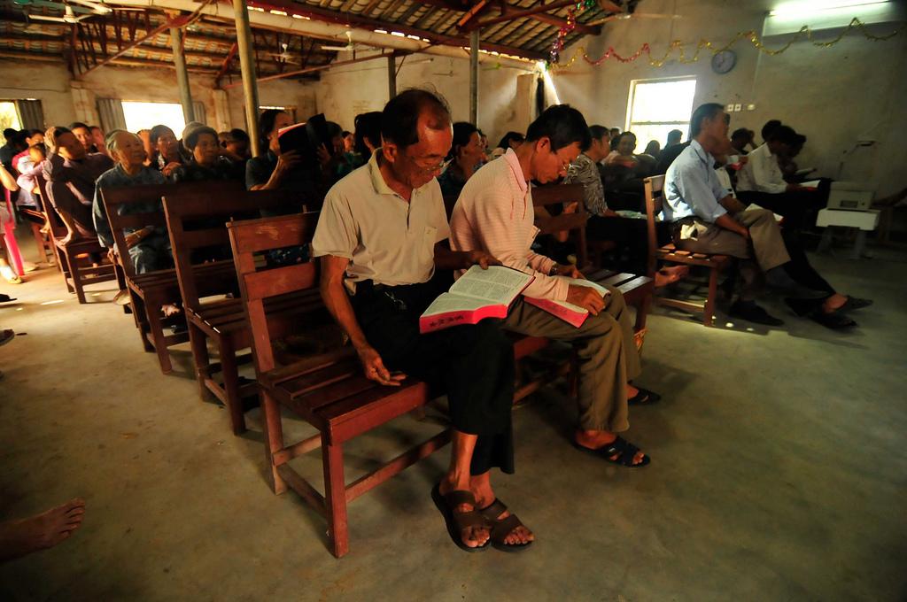 zašto ne biste trebali moliti za kraj progonstava kršćana