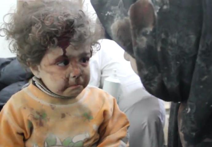 djevojčica sirija