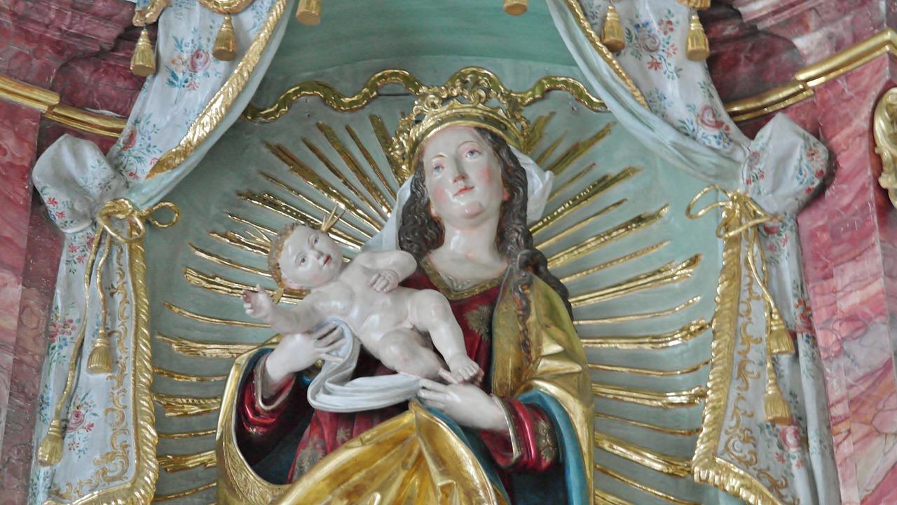štovanje Marije