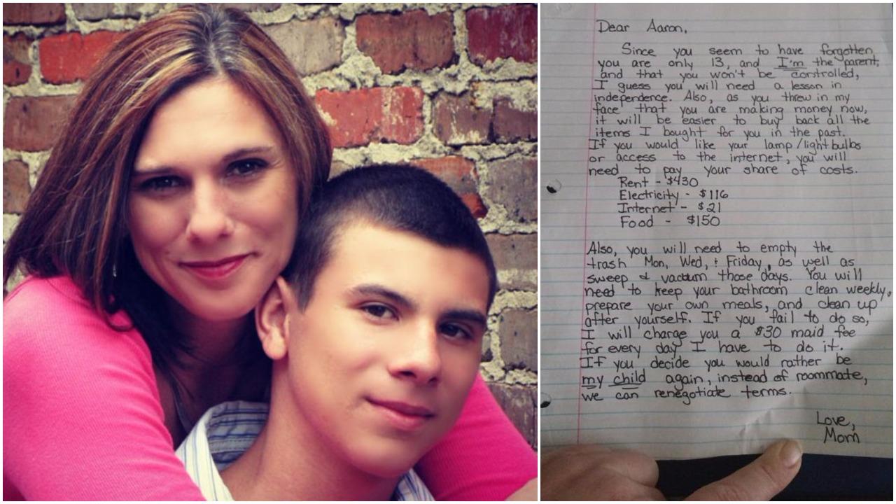 Genijalna mama oduševila internet: Lekciju koju je očitala sinu (13) svatko treba pročitati