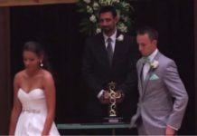 Mlada napustila oltar za vrijeme vjenčanja