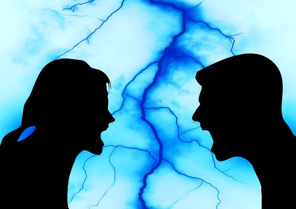 raspravljati kada ste ljuti