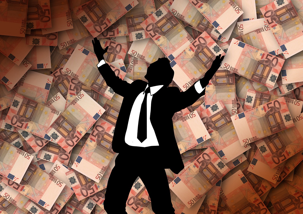 ljubav prema novcu