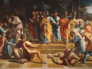 Ananija i Safira