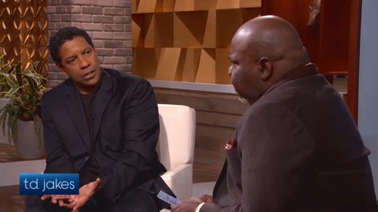 Denzel Washington i T. D. Jakes