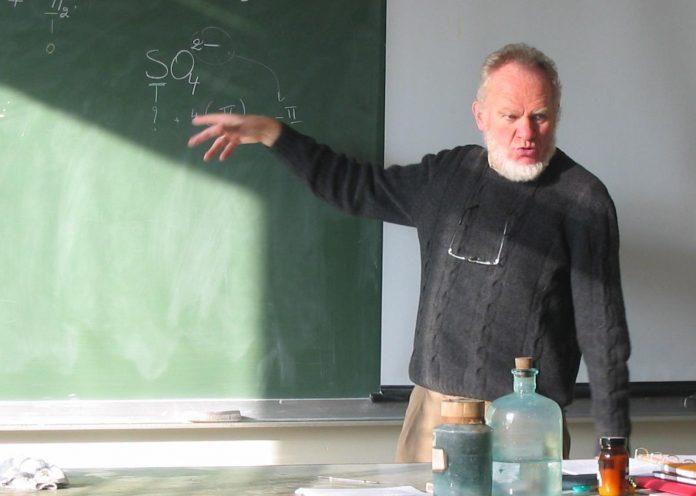 Profesor skuhao studentima kavu