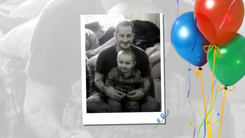 samohrani otac umro od raka