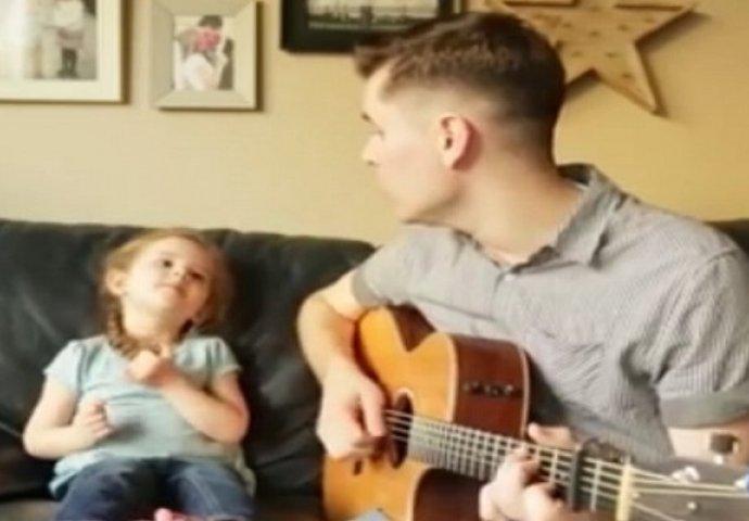 tata gitara kćerka