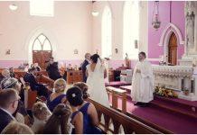 Glasovi u pozadini prekinuli vjenčanje
