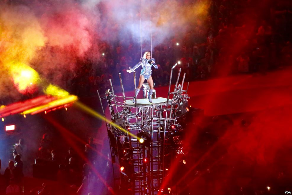 Lady Gaga Super Bowl