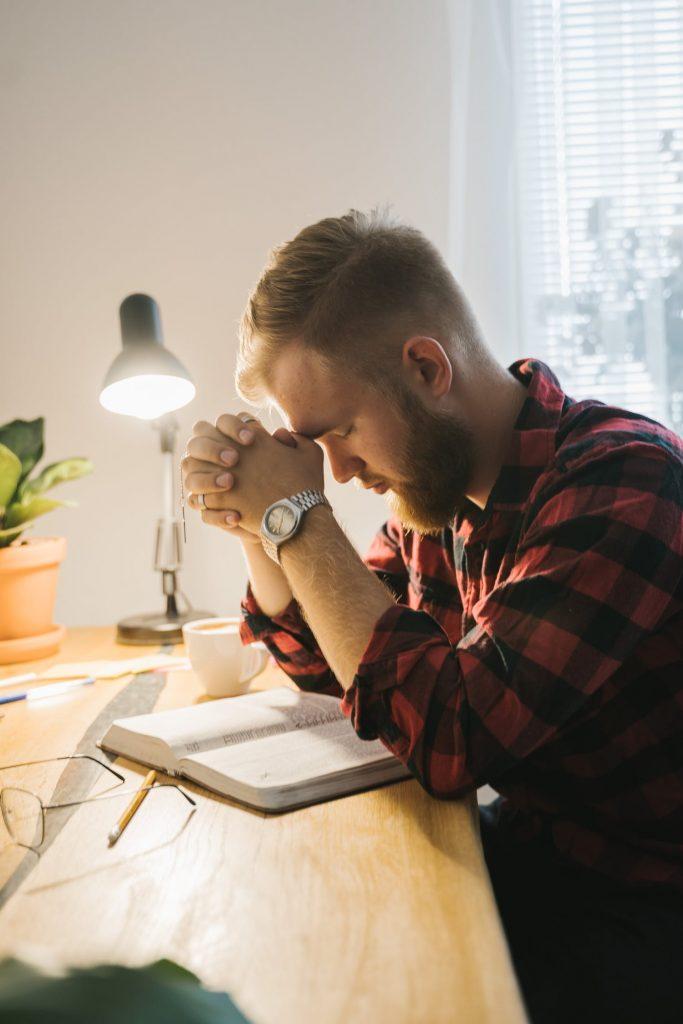 Molitva protiv zlih misli