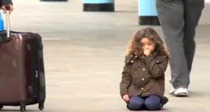 izgubljena djevojčica